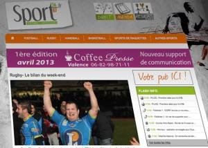 L'hommage du site sport26-07 à la victoire des Tangos dans son bilan du week-end...