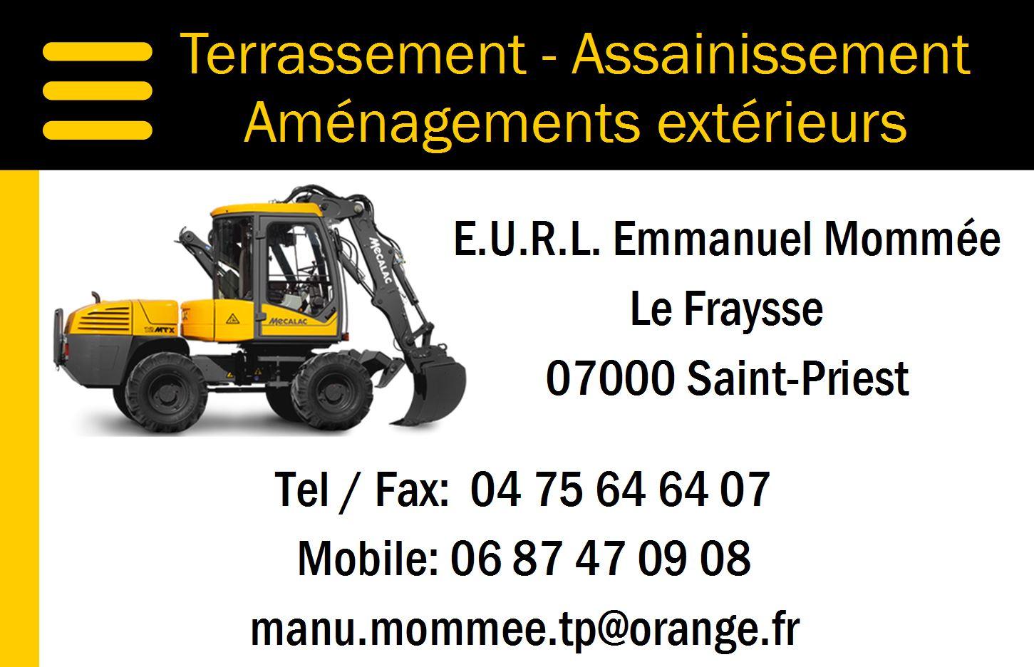 Emmanuel Mommée TP