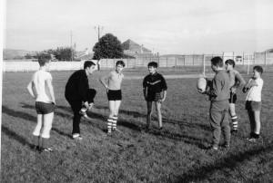 Saison 1965-1966 équipe Cadets-Juniors