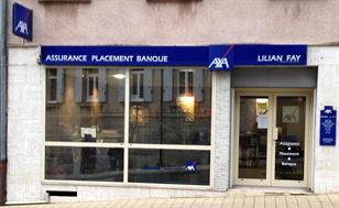 Axa agence Fay