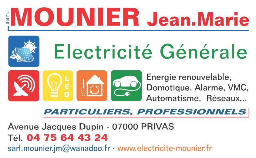 Electricité Générale Mounier