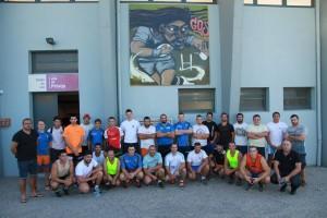 Rugby 2016 - Reprise entraînement 1 (2)