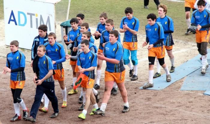 Les U17 et U15 du SC Privas Rugby
