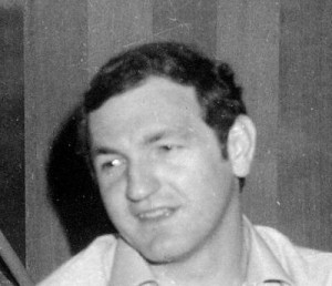 Maurice Mazeau en 1979