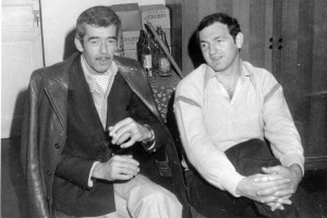 René Foullier et Maurice Mazau en 1979