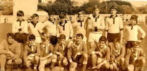 67-68 Première équipe Minimes