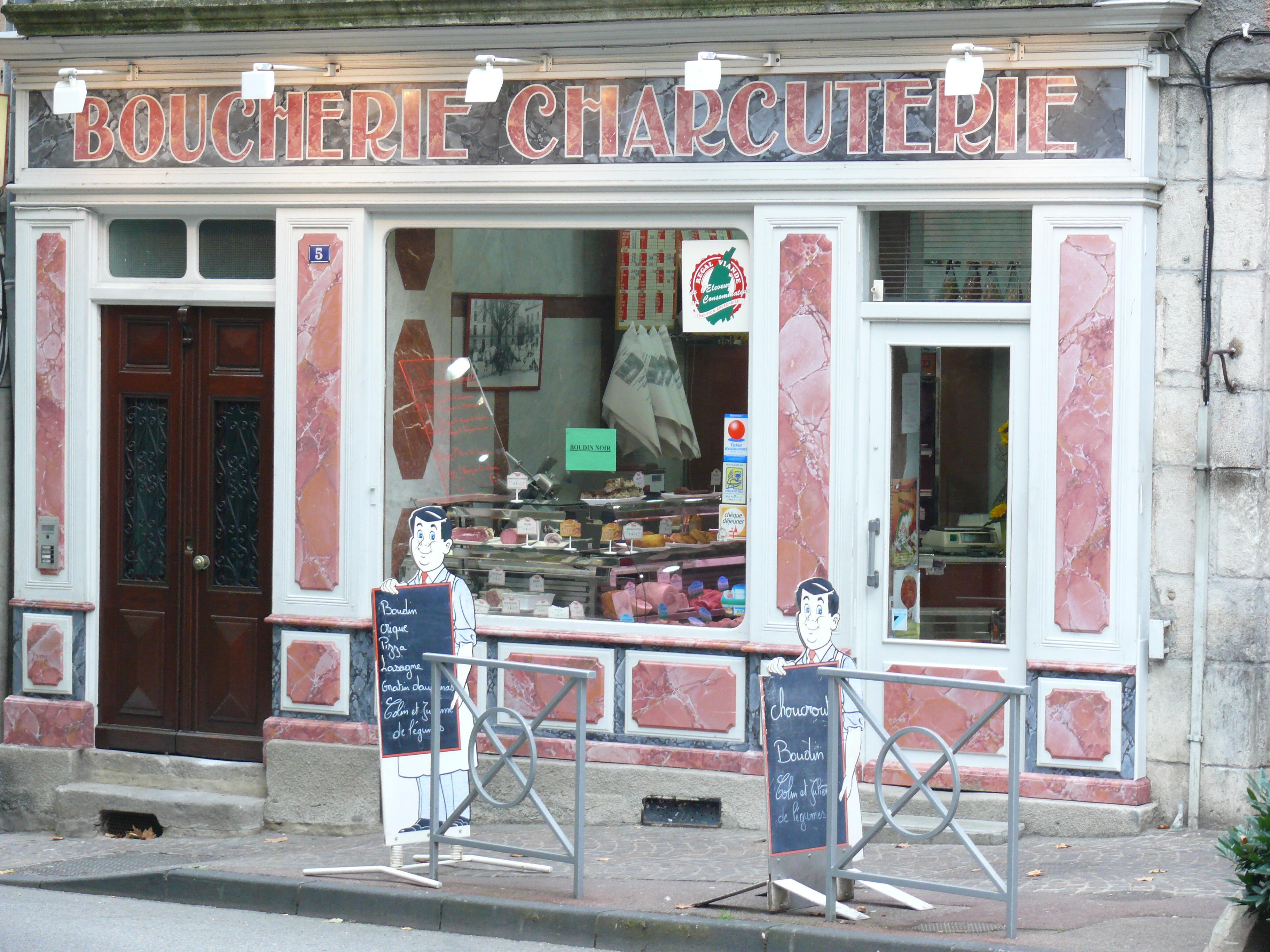 Boucherie Charcuterie Dumas Gaucherand