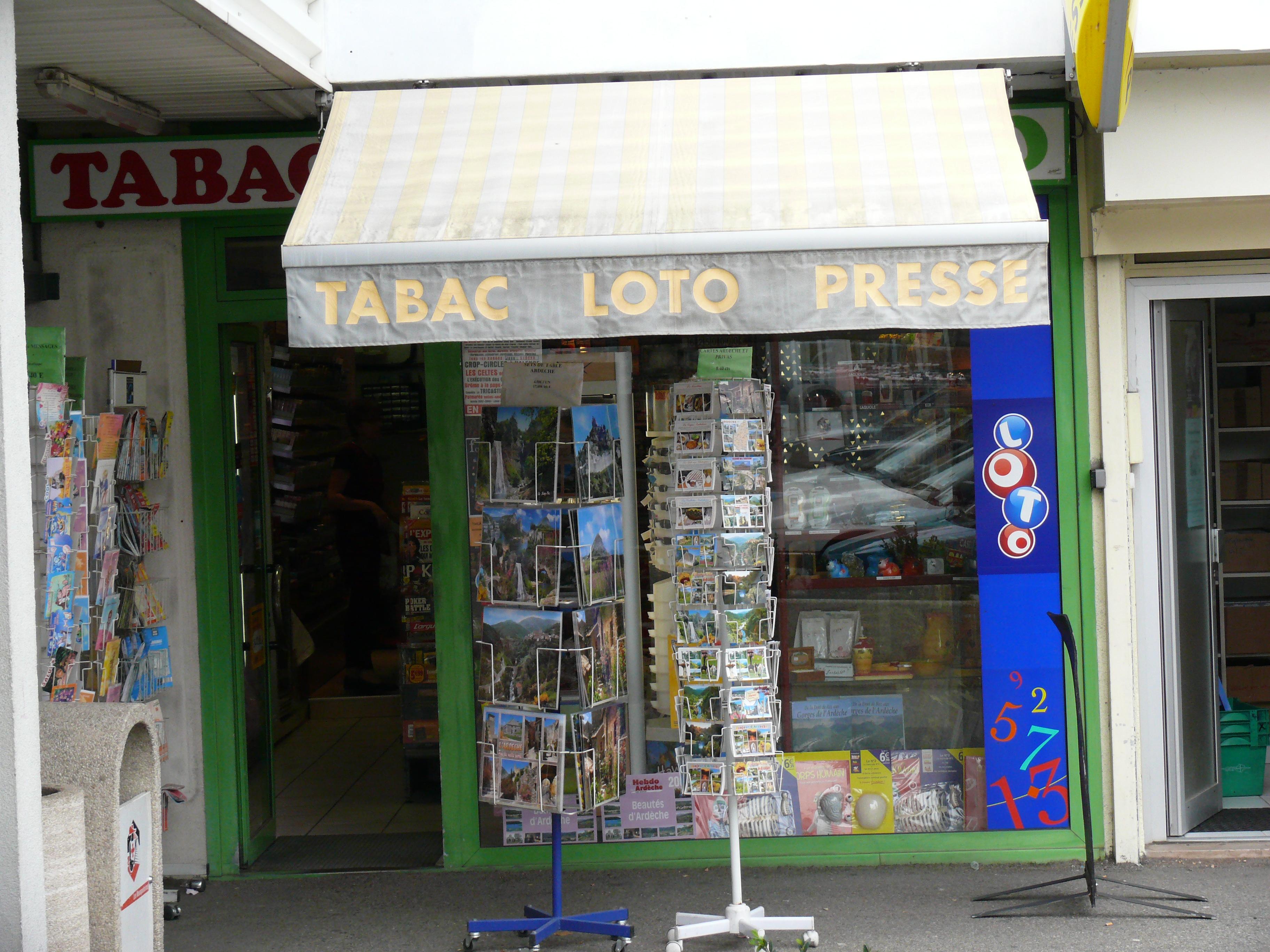 TABAC PRESSE BARRIOS