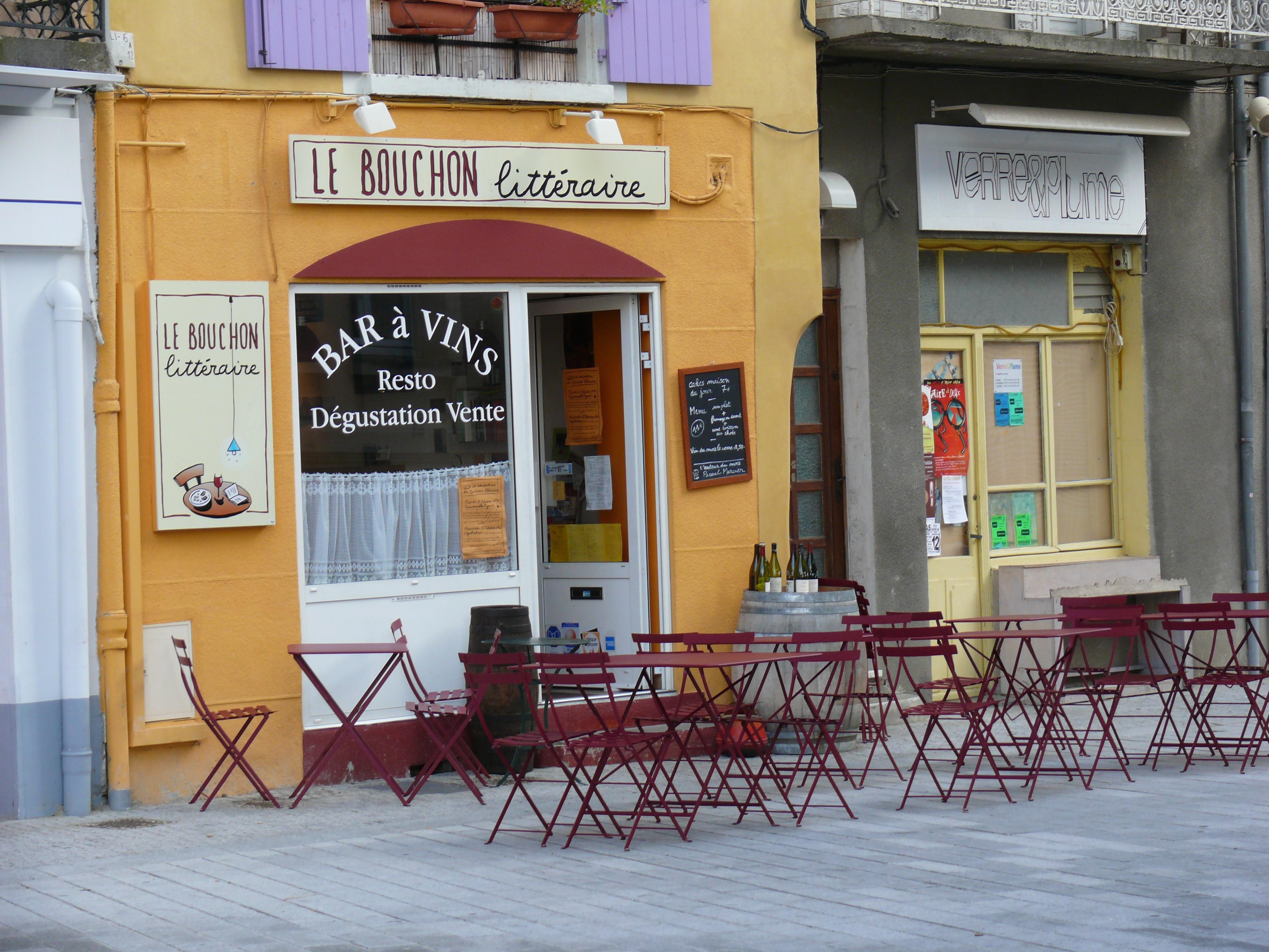 Le Bouchon Littéraire