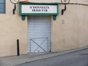 LA CROIX D'OR- PUB O'DONNELL