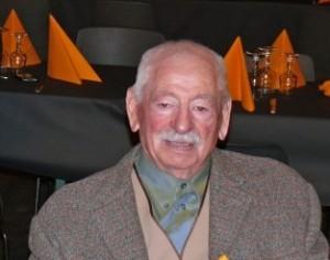 Roger Fargier au centenaire du SCP Rugby le 11 juin 2011